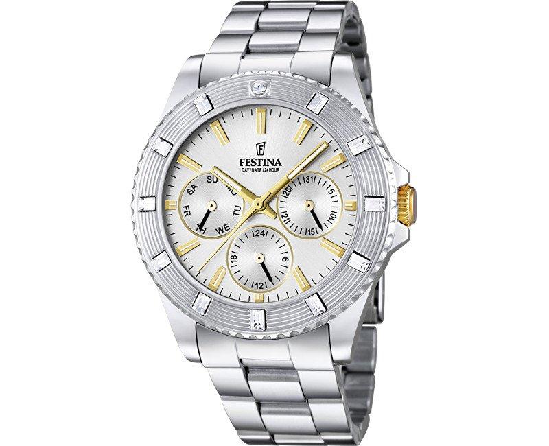 f08b411a37f Již známy název Festina získává dokonalost a preciznost a to v každém  detailu. Níže uvedený obchod nabídne velký výběr hodinek Festina a to za  velmi ...